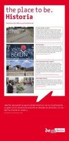 Berlín está marcada por una historia variada, como casi ... - be Berlin - Page 6