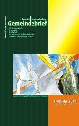 GB2011-03_04_05 - Luth. Kirchengemeinden Neubrandenburgs