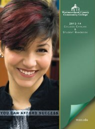 View the 2013-14 College Catalog & Student Handbook
