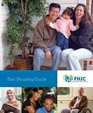 Fair Housing Guide - Fair Housing Justice Center