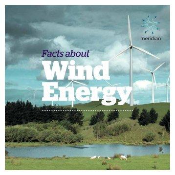 Turbines - Meridian Energy