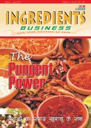 ingredients - new media
