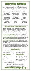 Electronics Flier - Cedar Rapids Linn County Solid Waste Agency - Page 2