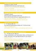JAHRESPROGRAMM 2011 - Die Evangelische Jugend Pommern - Seite 4