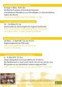JAHRESPROGRAMM 2011 - Die Evangelische Jugend Pommern - Seite 5