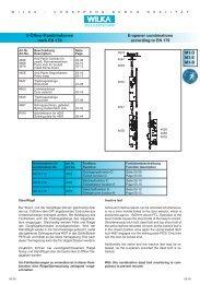 M3-D M3-E M3-B E-Öffner-Kombinationen nach EN 179 E ... - Market