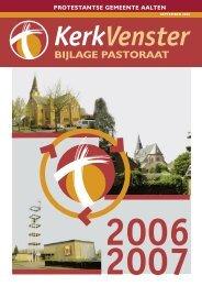 KV 01 22-09-2006 bijlage.pdf - Kerkvenster