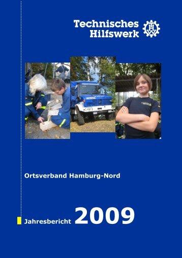 Ortsverband Hamburg-Nord Jahresbericht 2009 - THW Hamburg-Nord