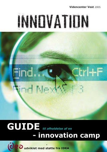 - innovation camp - Idea