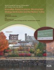 Innovation-Based Economic Development ... - Innovate Holyoke
