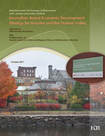 Innovation-Based Economic Development ... - Innovate Holyoke