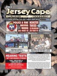 HEARING TESTS - Jersey Cape Magazine