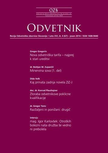 ODVETNIK st-67