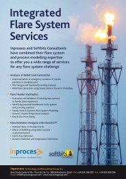 Integrated Flare System Services