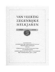 Tekst-deel 4.85 Mb. 237 blz. - Zuivelhistorie Nederland