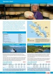 Vancouver Island - Destination Canada