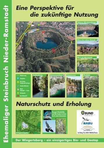 Ehemaliger Steinbruch Nieder-Ramstadt - IG Steinbruch Nieder ...