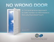 No Wrong Door - The Advocates for Human Rights