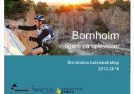 Ny turismestrategi for Bornholm - Bornholms Regionskommune