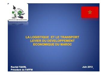 transport routier au maroc - SIL