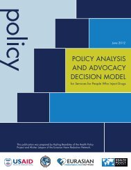 Download the PWID Policy Analysis and Advocacy Decision Model ...