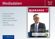 Mediadaten - Midrange Magazin