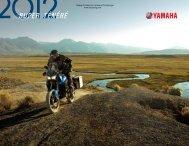 2012 Super Tenere Brochure - Yamaha of Cucamonga