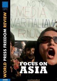 FOCUS ON - International Press Institute
