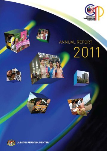 GTP Annual Report 2011 - PMO - Prime Minister's Office of Malaysia