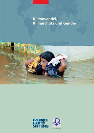 Klimawandel, Klimaschutz und Gender - Bibliothek der Friedrich ...