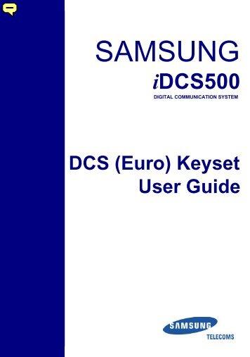 dcs 816 system admin guide samsung telephone systems rh yumpu com Samsung RB215LABP Manual Straight Talk Samsung Galaxy S4