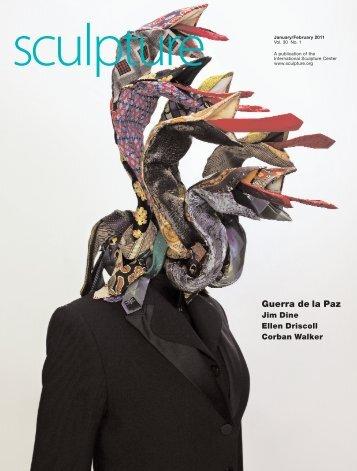 Sculpture Magazine - Kashya Hildebrand
