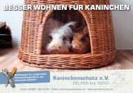 Vorschau - Kaninchenschutz eV
