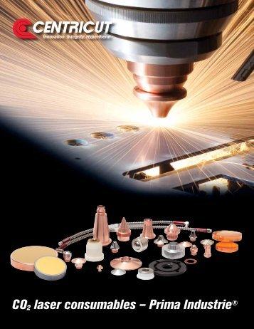 CO2 laser consumables – Prima Industrie® - Centricut