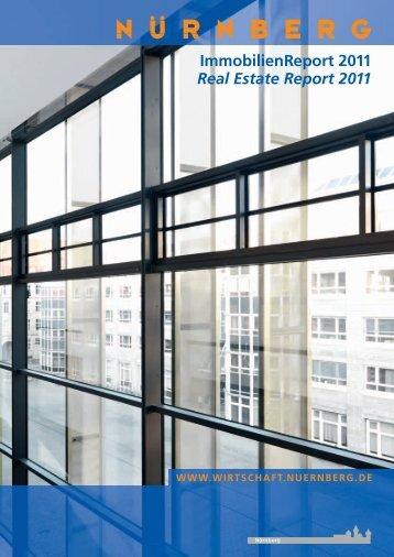 Nürnberg - ImmobilienReport 2011 - Stadt Nürnberg