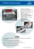 DeskGlue-Technology ragasztási rendszer akrilüveghez - Page 3