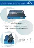 DeskGlue-Technology ragasztási rendszer akrilüveghez - Page 6