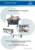 DeskGlue-Technology ragasztási rendszer akrilüveghez - Page 7