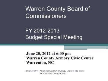 6/20/2012 - Warren County