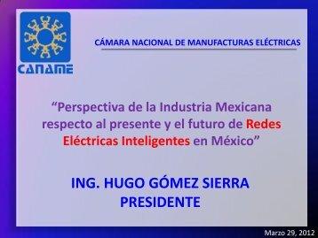 Perspectiva de la Industria Mexicana respecto al presente y el futuro ...