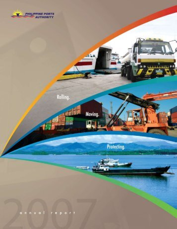 Contents - Philippine Ports Authority
