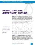 PREDICTING THE (IMMEDIATE) FUTURE - Gazelles - Page 2