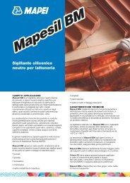 Sigillanti per lattoneria - MAPESIL BM - Crocispa.it