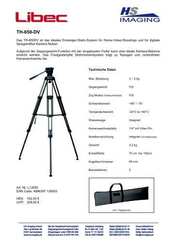 HSI_Libec_Mini-Katalog Deutsch (08-2013, PDF) - HS Imaging