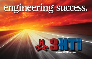 View & Download the 3HTi Company Brochure