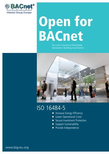 www .big-eu.org - BACnet Interest Group Europe eV