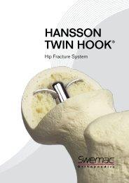 HANSSON TWIN HOOK® - Osteosyntese