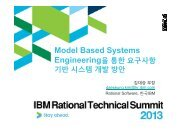 Model Based Systems Engineering - IBM