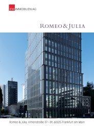 Romeo & Julia, Ulmenstraße 37 – 39, 60325 Frankfurt am Main