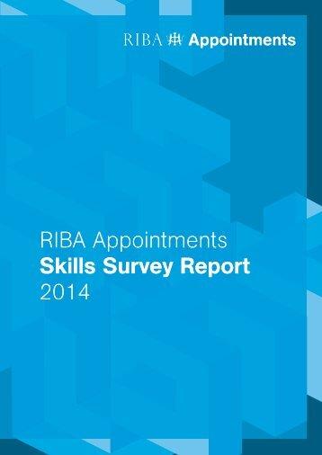NBS0428 - RIBA Appointments Survey 2014 ART IP
